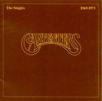 The Singles 1969-1973 by Carpenters (CD)