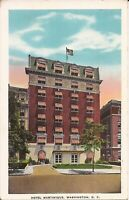 Washington, D.C. - Hotel Martinique - ARCHITECTURE - flag