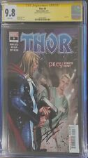THOR #9 CGC 9.8 Signed By Donny Cates