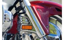GL1800 Chrome Fork Covers for all Honda Goldwing & F6B,  2001+ (45-1293)