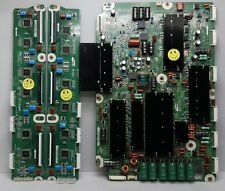 SAMSUNG PS64E8000 Y SUS BOARD AND UPPER AND LOWER BUFFERS