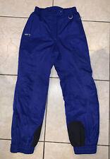 💖Marker Women's Ski Snowboard Pants Cobalt Blue Sz 6 Nwot💖