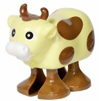 "TRADITIONAL TOY ""TABLE WALKER"" COW WITH ROCKING MOTION"