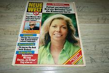 Neue Welt Nr.12/1973 Kim Novak,Inge Meysel,Heino