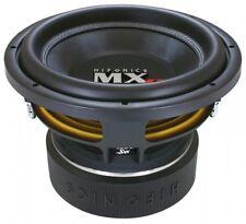 Hifonics mxs-12d2 Maxximus subwoofer 30 cm 3000 vatios max. 300 mm 2 + 2 Ohm