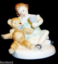 Hn 2177 - Royal Doulton Figurine - My Teddy - 1962-1967