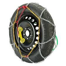 Reifenkette Schneeketten für 13 14 15 16 17 Zoll Kettensatz Standmontage NEU*