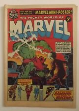 The Mighty World of Marvel, No. 22, week ending March 3rd,1973