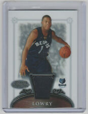 KYLE LOWRY Raptors 2006-07 Bowman Sterling Rookie Jersey SP RC RELIC 4 Available