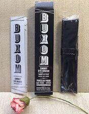 Bare Escentuals BUXOM SMOKY EYE BRUSH with CASE ~ Sealed, NIB!!