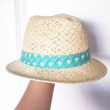 New Paul Frank straw hat