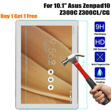 Shockproof Tempered Glass Guard Screen Protector For ASUS ZenPad 10 Z300C Z300CL