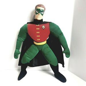 Hasbro Batman And Robin 30cm Robin Plush 1995 DC Comics