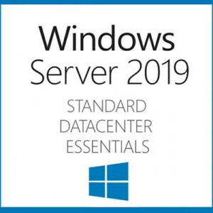 Windоws Server 2019 Standard / Datacenter / Essentials Kеys Instаnt Delivеry