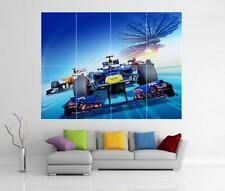 F1 RED BULL FORMULA 1 HUGE GIANT WALL ART PRINT POSTER H25