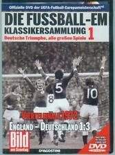 DVD  EM Klassiker Viertelfinale  1972 England Deulschland 1:3