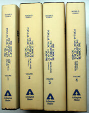 THE COMPLETE ENCYCLOPEDIA OF POPULAR MUSIC AND JAZZ 1900-50 4 Vol Roger Kinkle