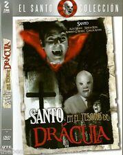 Santo en El tesoro de Drácula (1969) 81 min |  Acccion  | Espanol-B&N