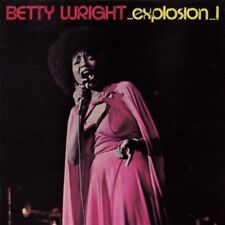 Explosion: Enhanced - Betty Wright (2012, CD NEUF)