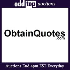 ObtainQuotes.com - Premium Domain Name For Sale, Dynadot