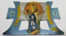 1997 NETBURNERS PRESS PASS TIM THOMAS #NB6 VILLANOVA BASKETBALL CARD