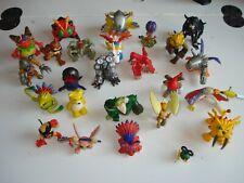 24 x Figur Bandai Digimon Action Figure Vintage Lot  2000 RARITÄT