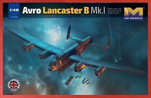 Hong Kong Models - 1/48 AVRO Lancaster B Mk.I - HK Model 01F005 - USA Shipping