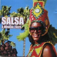 CAFE SALSA - A MUSICAL TASTE - CD