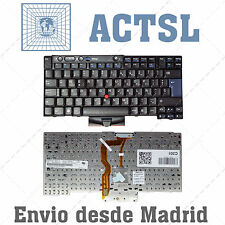 Teclado Español para IBM/Lenovo ThinkPad T420 (Machine Type 4180-xxx)