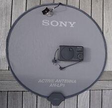 Sony AN-LP1 Portable Active Antenne World Band Radio Antenna Weltempfänger