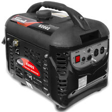 Portable Gas Generator 2000W Emergency Home Back Up Power Camping Tailgating