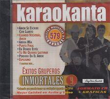 Los Guardianes Del Amor Tropical Panama Bronco  Inmortales 9 Karaoke New Sealed