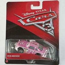 CARS 3 - REB MEEKER racer TANK COAT TEAM -  Mattel Disney Pixar
