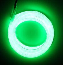 1M/2M/3M Led Tira Flexible Mini Neon Flex Señal Luz Pantalla Bendable Hágalo usted mismo 240V