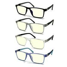 AGE 3-12 Kids Blue Light Blocking Glasses Gaming Child Computer Anti Eye Strain
