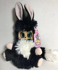 NewFUR BABIES WORLD Dreamstars KOJO Plush Black Fur Baby Moveable Eyes & Ears 4+