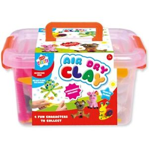 Air Dry Clay Set In Case    by Kids Create  -  5012128528927