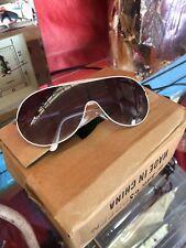 b9101af40bc Armani Exchange sports Sunglasses -Unisex - White - Silver jj 135
