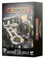 Necromunda Zone Mortalis Columns and Walls Games Workshop Terrain Underhive