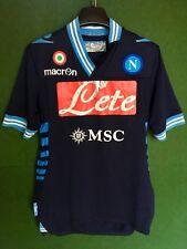 Maglia calcio SSC Napoli Macron shirt maillot trikot jersey baeb0b46c756