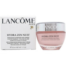 Lancôme Hydra Zen Nuit Care 50ml New & Sealed Cellophane Wrap Slightly Unfolded