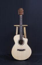 Zero SS3928 Solis Spruce/ Solid Mahogany  Cutaway Acoustic Guitar