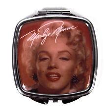 Marilyn Monroe 'Rot Marilyn' Kompakter Spiegel