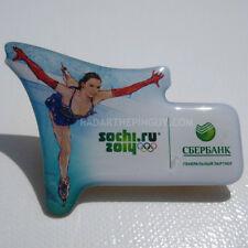 2014 Sochi Winter Olympic Cbepbahk Figure Skating Pin