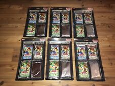 6 X Forbidden Legacy FL1-EN Blister OVP Sealed Yu Gi Oh Perfect Condition