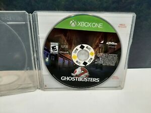 Ghostbusters Microsoft Xbox One Game Disc Only