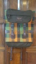 New Burton Tinder Pack Backpack Faux Leather Laptop Storage  Nwt bag luggage
