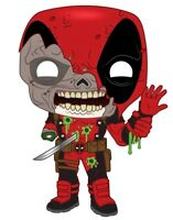 Pop! Vinyl--Marvel Zombies - Deadpool Pop! Vinyl