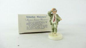 Sebastian Minuatures 6205 Clown Hudson