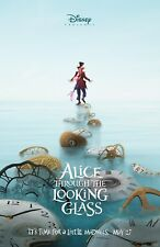 Alice Through the Looking Glass movie poster (a) - 11 x 17 inches - Johnny Depp